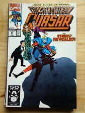 QUASAR (1989) #21 (VF) CAPULLO