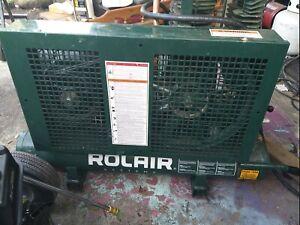 Rolair compressor  Model Number 5230k30cs