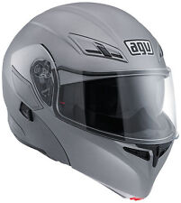 CASCO COMPACT AGV E2205 SOLID - MATT GREY TG. XL - 1021A4E00710