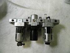 "Jupiter Pneumatics Intermediate Filter Regulator Lubricator 1/4"" NPT"