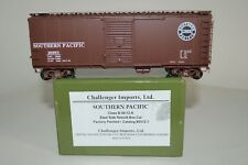HO Brass Southern Pacific B-50-12A 40' Steel Boxcar #26993 CIL #2512.1 MINT