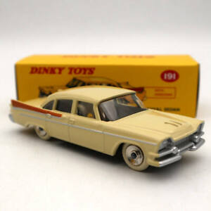 Atlas 1/43 Dinky toys 191 Dodge Royal Seden Diecast Models Car Collection Gift