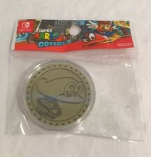 NINTENDO  SUPER MARIO ODYSSEY COIN - NEW FACTORY SEALED