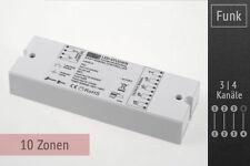EMPFÄNGER 10-ZONEN RGBW-LED-CONTROLLER, 4X6A