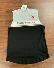 New Castelli Run Top Men's Large