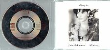 ENYA CD single 3 tracce CARIBBEAN BLUE  1991 MADE in GERMANY