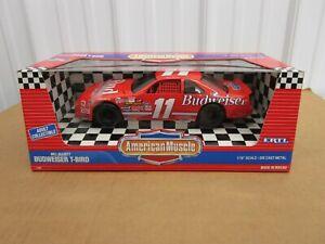 1/18 Budweiser Thunderbird Bill Elliott #11 Nascar ERTL diecast race car