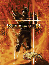 Krusader - Angus  Remastered Digipack Edition Brazilian Power Metal + Bonus