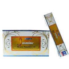 Bastoncini d'incenso 180g Satya Natural Jasmine Aroma Meditazione Rilassamento