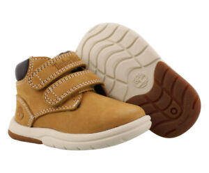 Timberland Toddler Tracks Hook & Loop Boot Baby Boys Shoes Size 10, Color:
