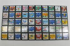 Lot Of 50 Nintendo DS Games- Lego Batman, Bomberman Land, Scribblenauts