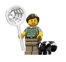 LEGO® Minifigures / Minifiguras 71011- SERIES 15 - Agente de Control de Animales