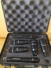 Superlux DRK-A4C2 Microfon Set für Drums und Percussion 6 Micros. Einmal benutzt