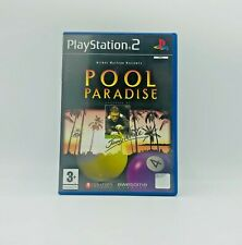 New listing Pool Paradise with Jimmy White - PS2 - Complete in Box with Manual