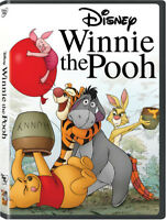 Winnie the Pooh Movie [New DVD] Ac-3/Dolby Digital, Dubbed, Subtitled, Widescr