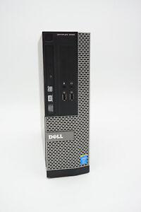 Dell Optiplex 3020 SFF- i3-4130/4GB/DVD-RW/Win8 Pro - No HDD