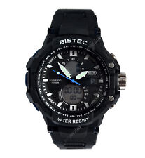 Bistec watch digital Chrono Multi Function with Light Water Resistant