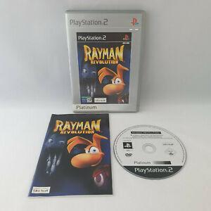 Sony Playstation 2 PS2 - Rayman Revolution