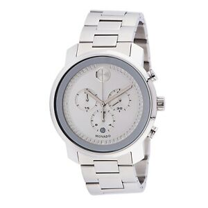 Movado 3600276 Men's Bold Silver Quartz Watch