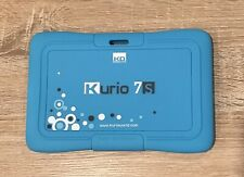 Kurio 7s Tablet Cover Rubber Blue New
