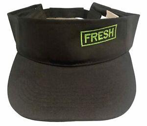 Subway Fresh Visor - Adjustable - Embroidered - Employee Driver Crew Associat...