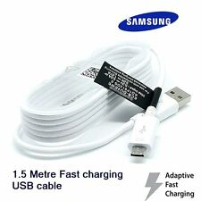 Samsung Genuine 1.5M Fast charge Micro USB cable for galaxy S6, S6+, Galaxy 7,7+
