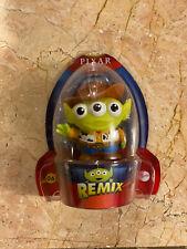 🔥 Disney Pixar Remix Toy Story Alien Woody New 🔥