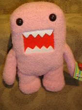 """Domo Animation Pink 10"""" NWT and Small Domo 8"""""""