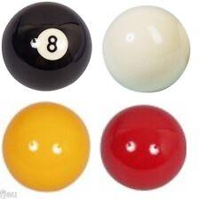 Bille Boule billes pool 50.8 numero au choix mm de billard pool à l unité