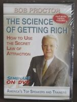 Bob Proctor The Science of Getting Rich How to Use The Serect Law of Attraction