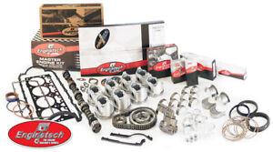 Chevy Fits Chevrolet Prem Engine Rebuild Kit 305 5.0 80 - 85