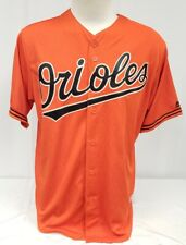BRAND NEW Majestic Baltimore Orioles Cool base Full-Button Adam Jones Jersey
