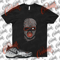 """/""""HUMBLE/"""" SHIRT IN FOAMPOSITE /""""SILVER SURFER/"""" AIR GREY COLORWAY RETRO"""