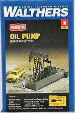 N Scale Walthers Cornerstone 933-3248 Walking Beam/Horse Head Oil Pump Kit