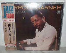 CD ERROL GARNER - SOLILOQUY - JAPAN SICP 4039