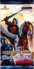 Dragonborne - Rise to Supremacy, Booster Pack Vol. 1: Rally to War, English