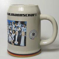 Bierkrug Krug Humpen DFB deutsche Nationalmannschaft 2005 ca.14 x 10 cm