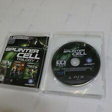 Tom Clancy's Splinter Cell: Trilogy (Sony PlayStation 3, 2011)