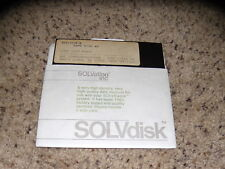 "BC044 Game Disk #8 Load with Basic on 5.25"" floppy disk"