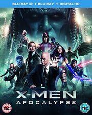 X-Men: Apocalypse [Blu-ray 3D] [New Blu-ray]