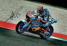 Esteve Tito RABAT Signed Photo AFTAL Autograph COA MOTOGP Marc VDS Honda Rider