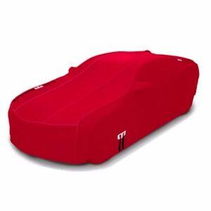 23457476 OEM Red Premium Outdoor Car Cover by GM 2016-2021 Chevrolet Camaro OEM