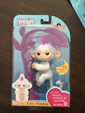 Sophie Monkey WooWee Fingerling Interactive Baby Monkey Toy Free Shipping!