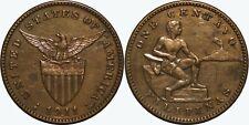 1911-S US/Philippines 1 Centavo ~ UNC Details ~ Allen#2.09 ~ MX149