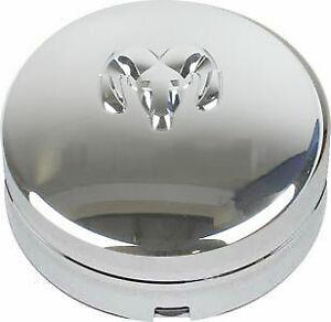 Dually hubcap center cap 2003 8010 REAR chrome