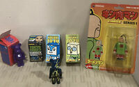 Lot of Kubrik and Bearbrick Collectible Figurines