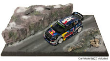 'Mountain Road Stage' Rally 1/43 Scale Lightweight Model Display Base