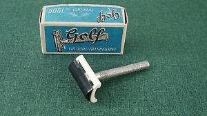 DDR Rasierer Golf blau Rasierapparat Nassrasierer Handrasierapparat OVP