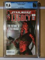 Star Wars Legacy #0     CGC GRADED  9.6      1st Cover Appearance of Darth Talon