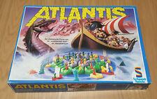 Atlantis Brettspiel Abenteuerspiel Schmidt Spiele gebraucht vollständig OVP